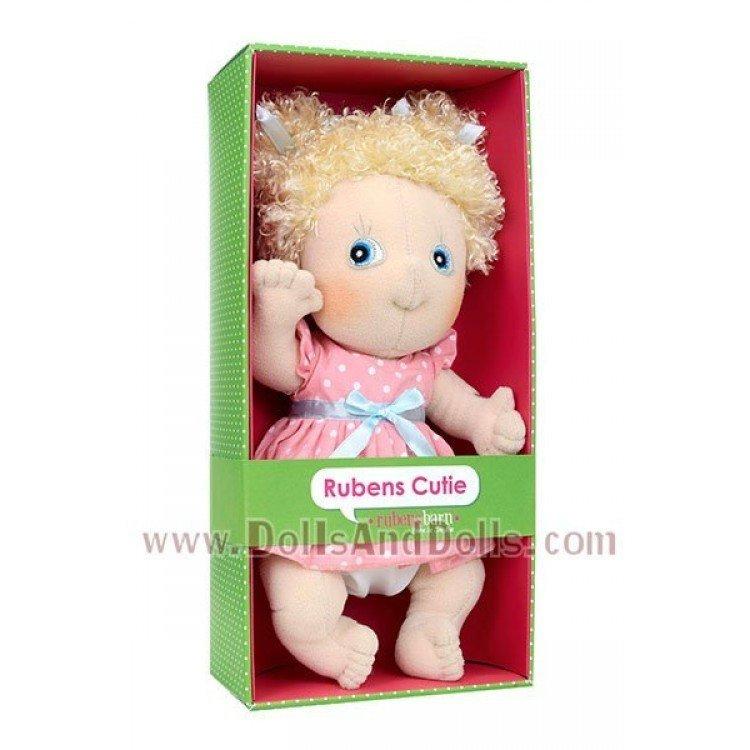 Rubens Barn doll 32 cm - Rubens Cutie - Emelie