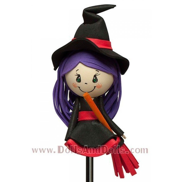 Fofu-pencil assembly kit - Little Witch & Pirate