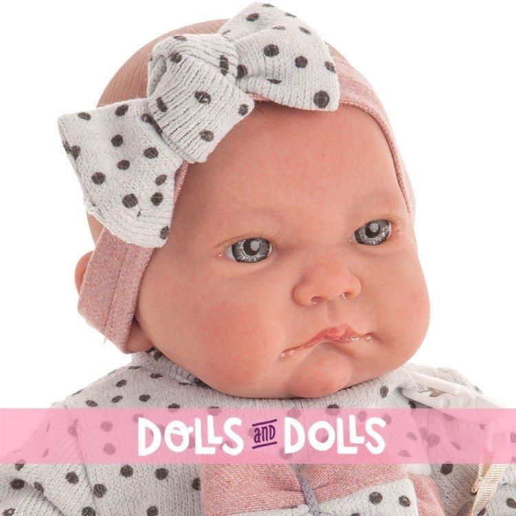 Antonio Juan doll 40 cm - Nice Walk Reborn limited series