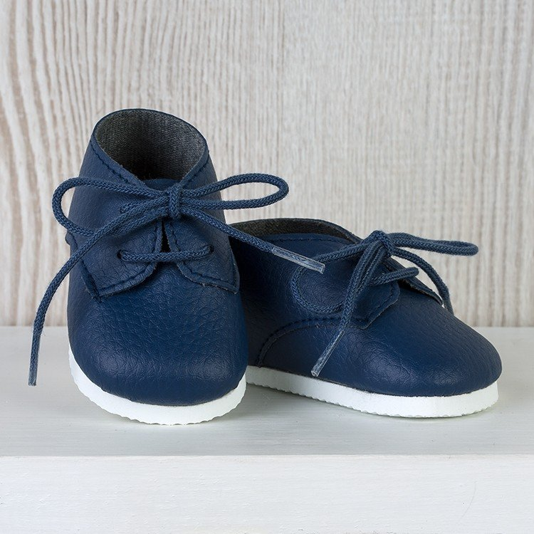 Así doll Complements 43 to 46 cm - Navy blue shoes for María, Pablo, Leo and Limited Series doll
