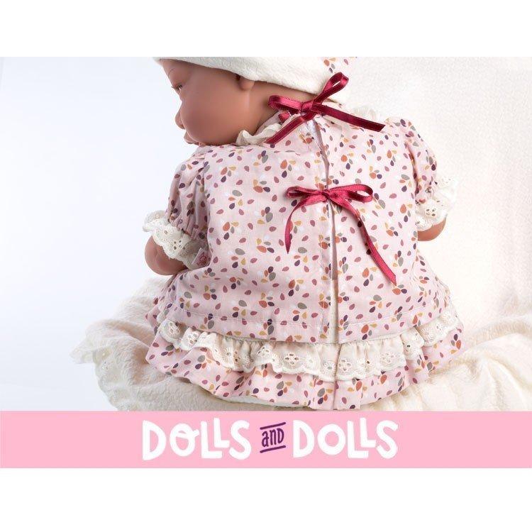 Así doll 46 cm - Úrsula, limited series Reborn type doll