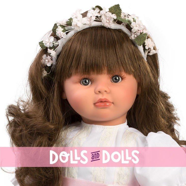 Así doll 57 cm - Pepa Communion organdie