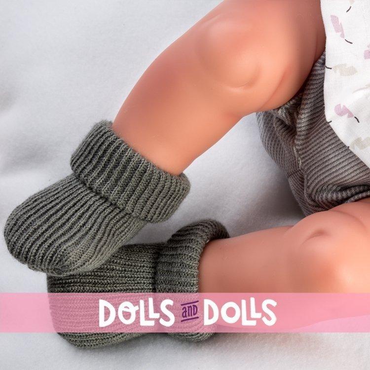Así doll 46 cm - Érica, limited series Reborn type doll