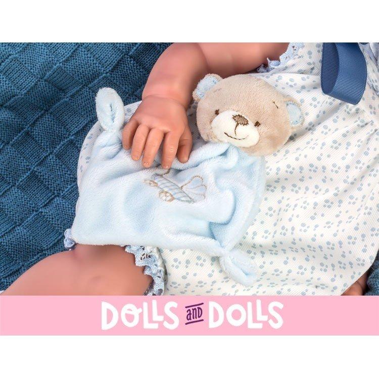 Así doll 46 cm - Nacho, limited series Reborn type doll