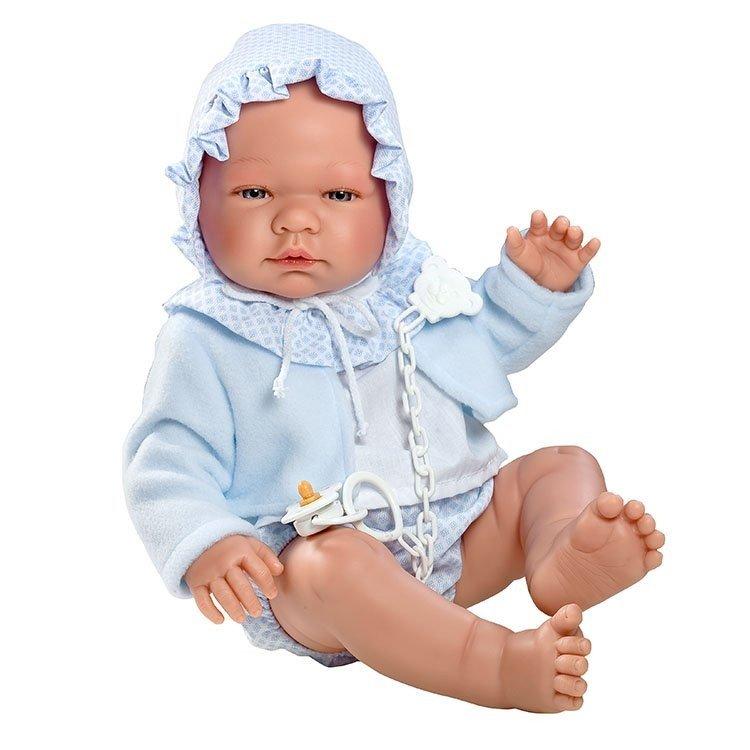As 237 Doll 43 Cm Pablo With Panties Mini Rhombuses Set