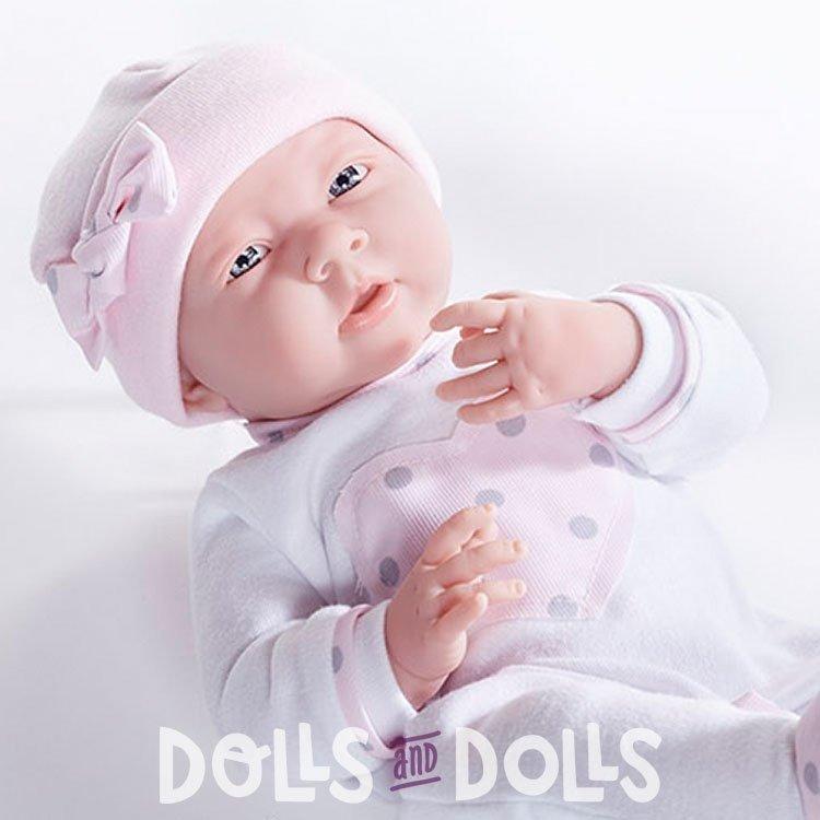 Berenguer Boutique Doll 38 Cm 18055 La Newborn Girl