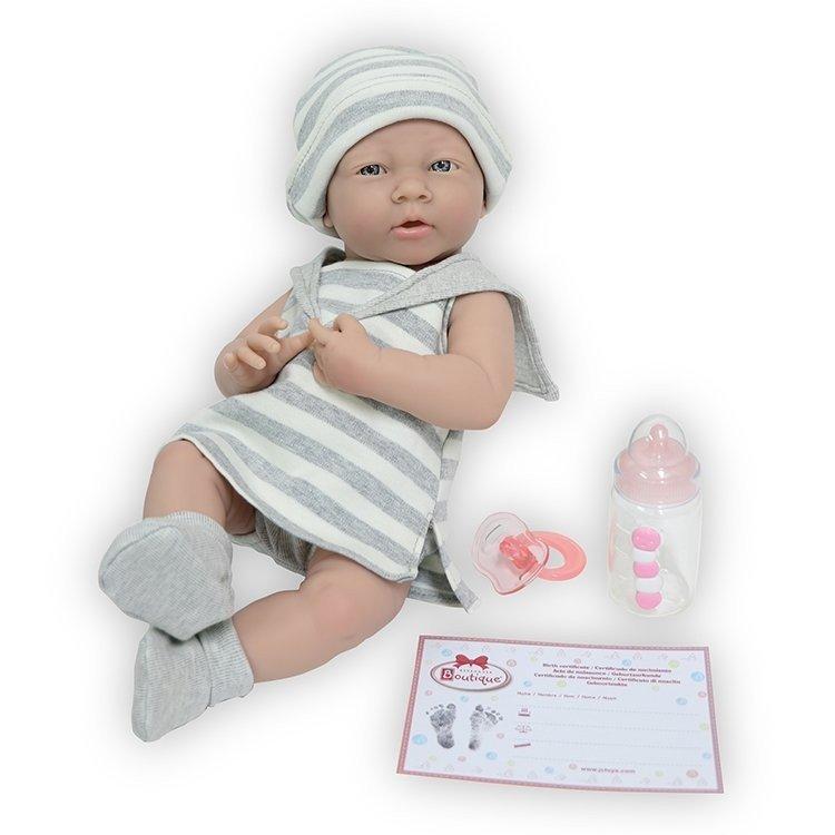 Berenguer Boutique doll 38 cm - 18518 La newborn (girl)