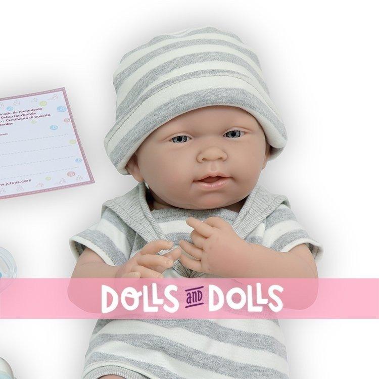Berenguer Boutique doll 38 cm - 18519 La newborn (boy)