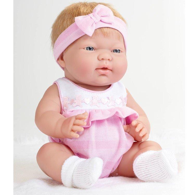 Berenguer Boutique doll 33 cm - Blonde Ani (girl)