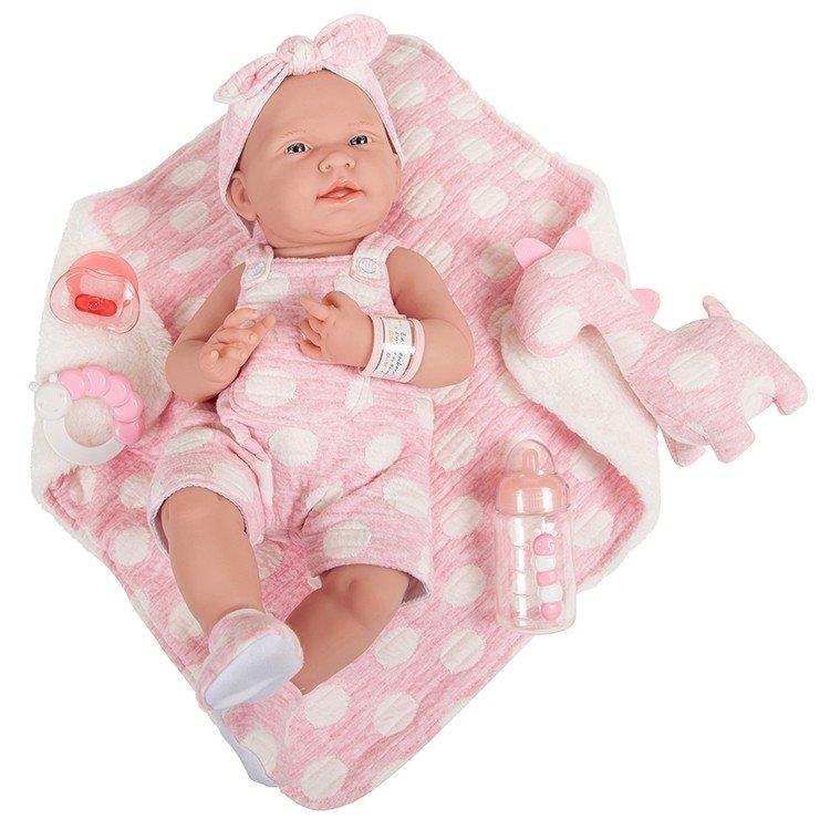 Berenguer Boutique doll 38 cm - 18063 La newborn (girl)