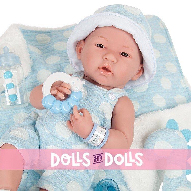 Berenguer Boutique doll 38 cm - 18064 La newborn (boy)
