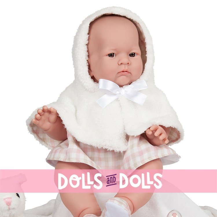 Berenguer Boutique doll 46 cm - Lily hood (girl)