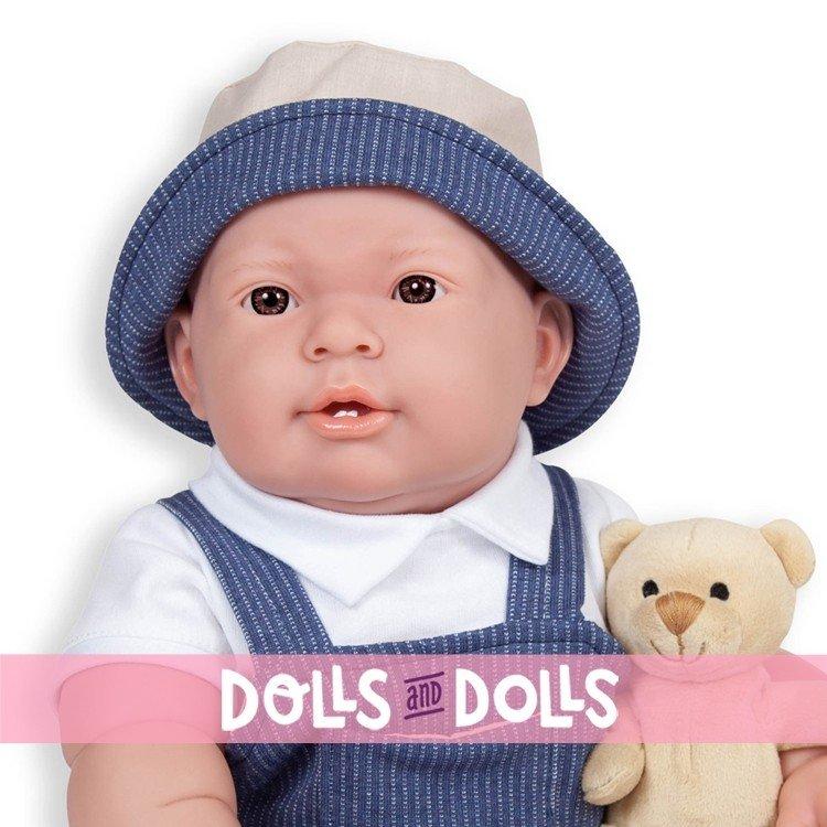 Berenguer Boutique doll 46 cm - Lucas hat (boy)