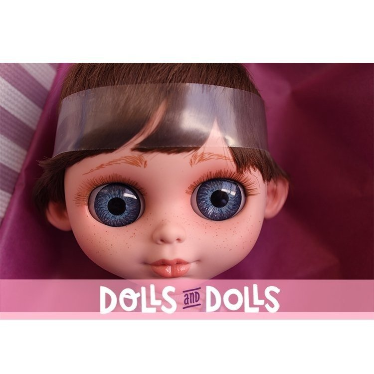 Berjuán doll 32 cm - The Biggers - Endo Grimaldi