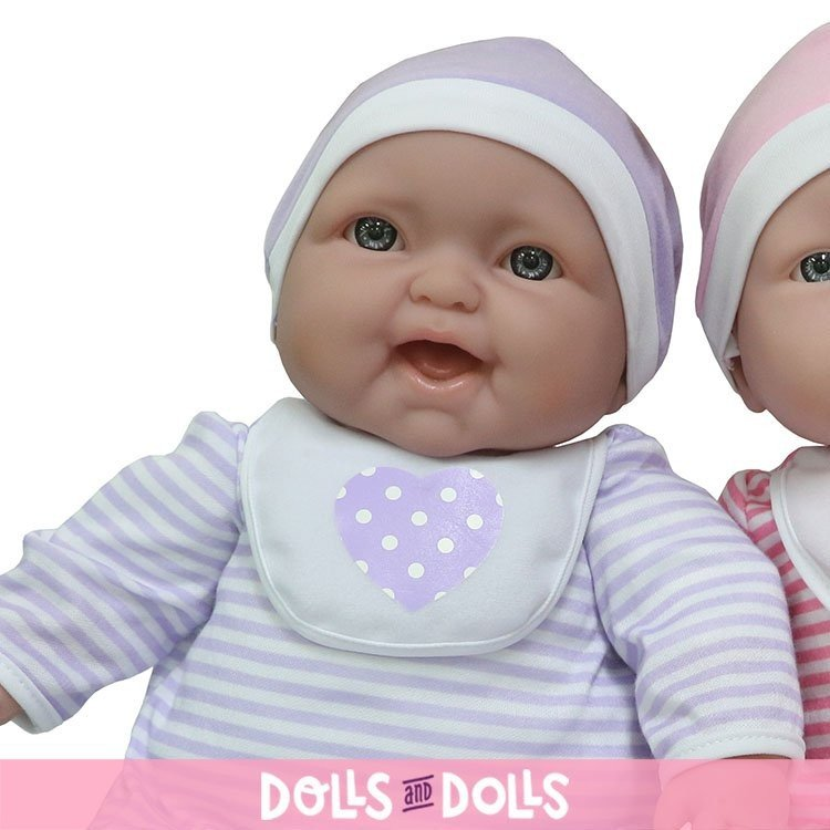 Designed By Berenguer Doll 38 Cm Lots To Cuddle Babies