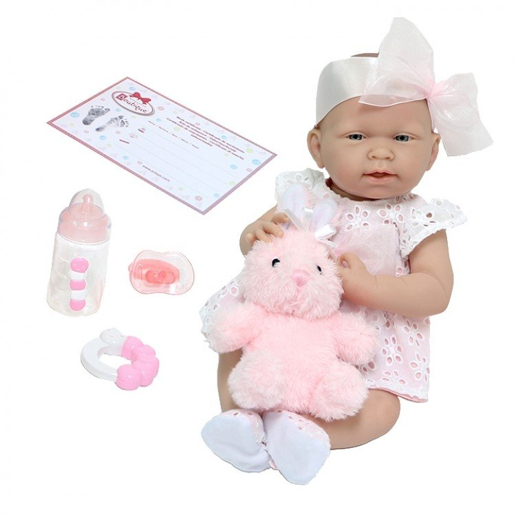 f9d6f7025 Berenguer Boutique doll 38 cm - 18059 La newborn (girl ...