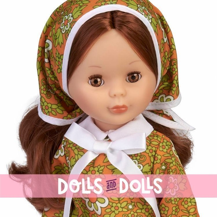 Nancy collection doll 41 cm - 70s Spring -  / 2020 Reedition