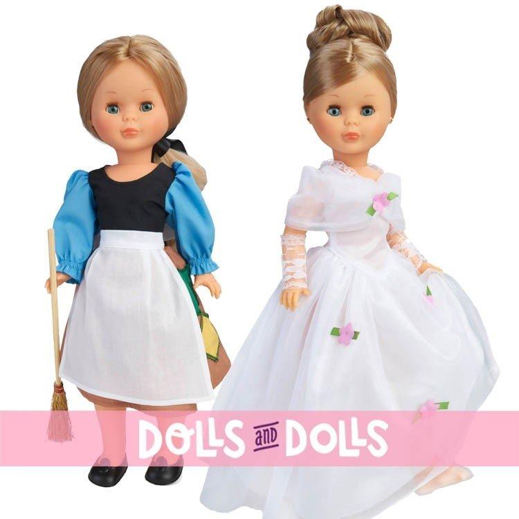 Nancy collection doll 41 cm - Trousseau Cinderella / 2019 Reedition