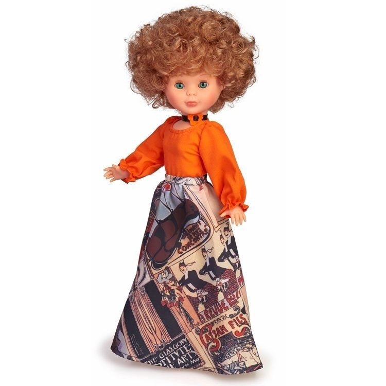 Nancy collection doll 41 cm - Tusset -  / 2020 Reedition