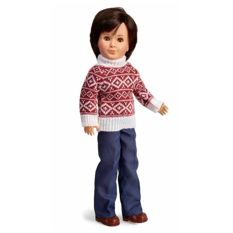 Nancy collection doll 41 cm - Lucas / 2019 Reedition
