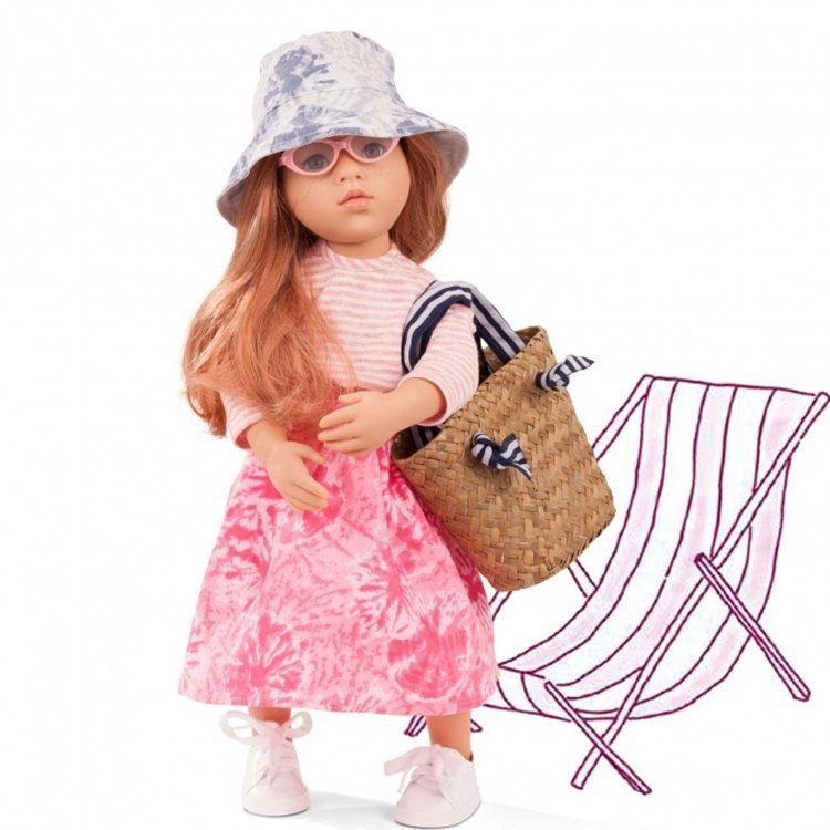 Götz doll 50 cm - Happy Kidz Laura