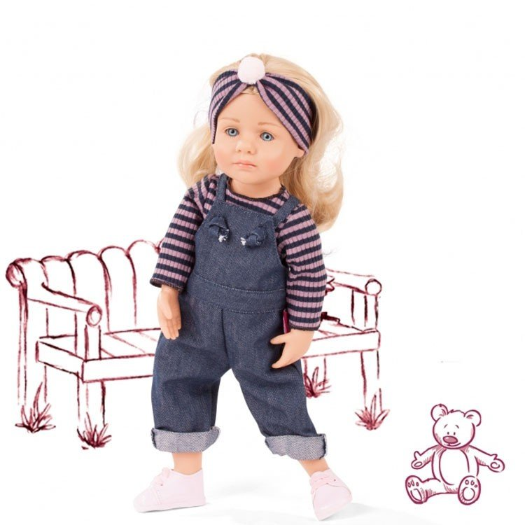 Götz doll 36 cm - Little Kidz Lotta