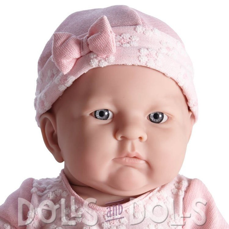Berenguer Boutique doll 46 cm - Lily (girl)