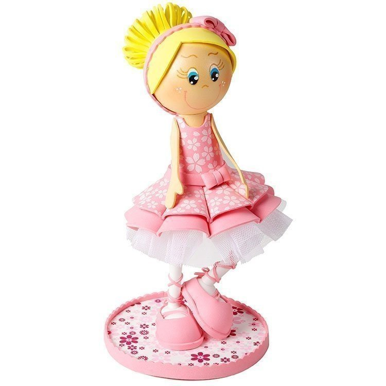Fofucha assembly kit - Ballerina