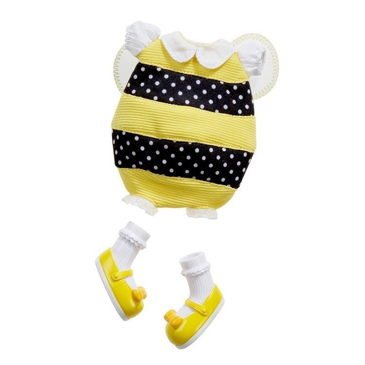 Outfit for Lalaloopsy doll 31 cm - Bee costume