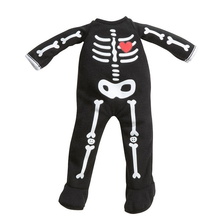 Outfit for Lalaloopsy doll 31 cm - Skeleton Pajamas
