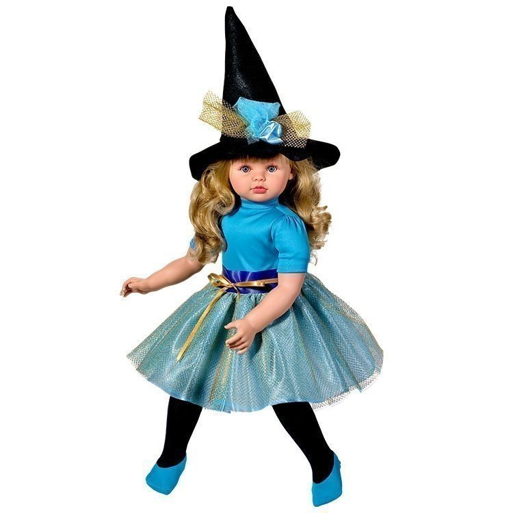 Así doll 57 cm - Pepa witch