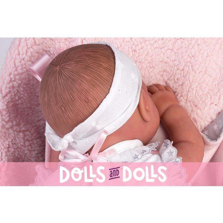 Así doll 46 cm - Leonor Real Reborn doll
