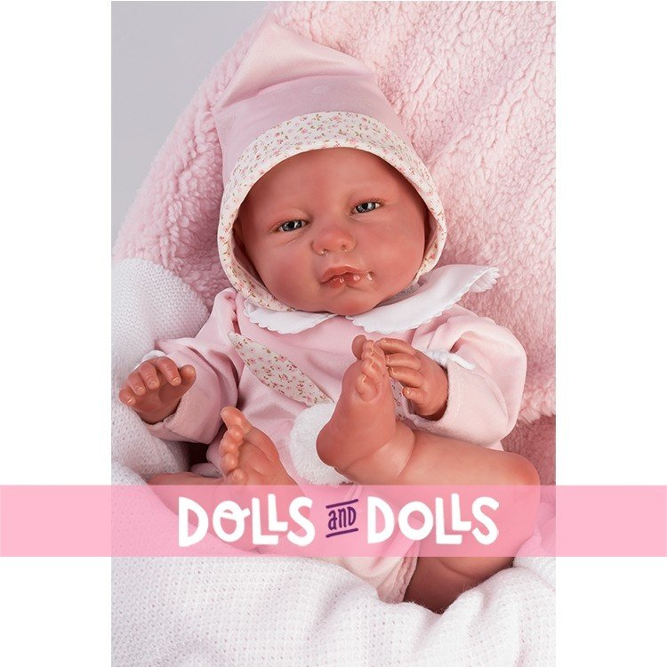Así doll 46 cm - Manuela Real Reborn doll