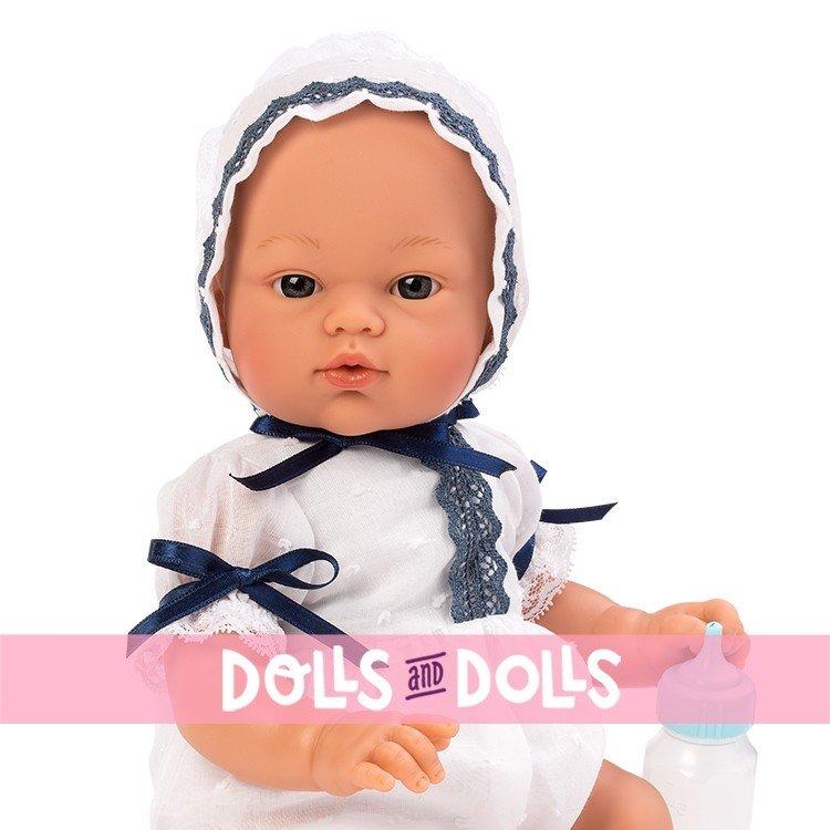 Así doll 36 cm - Koke with plumeti and navy blue roll