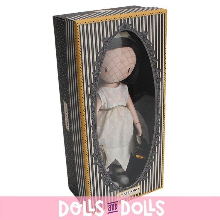 Paola Reina doll 32 cm - Santoro's Gorjuss doll - I Love You Little Rabbit