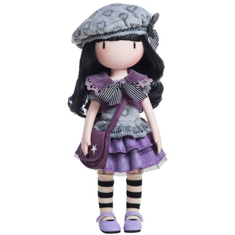 Paola Reina doll 32 cm - Santoro's Gorjuss doll - Little Violet