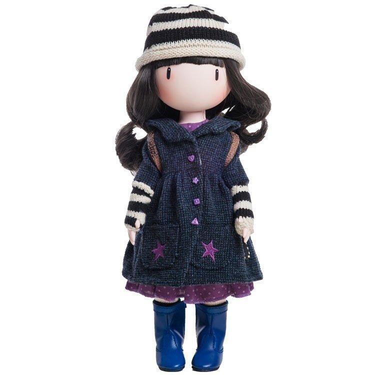 Paola Reina doll 32 cm - Santoro's Gorjuss doll  - Toadstools