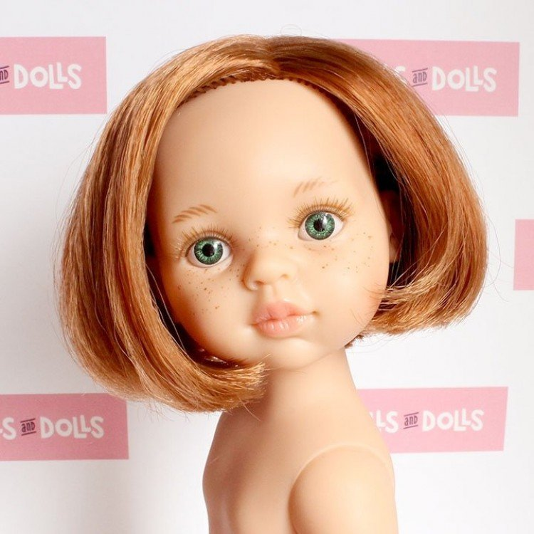 Paola Reina doll 32 cm - Las Amigas - Anna without clothes