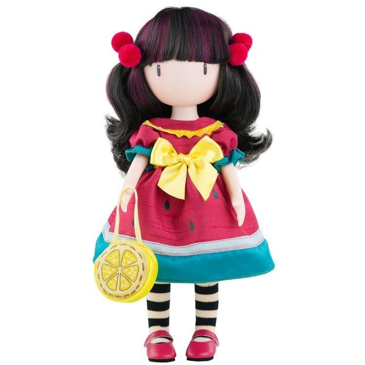 Paola Reina doll 32 cm - Santoro's Gorjuss doll - Every Summer Has a Story