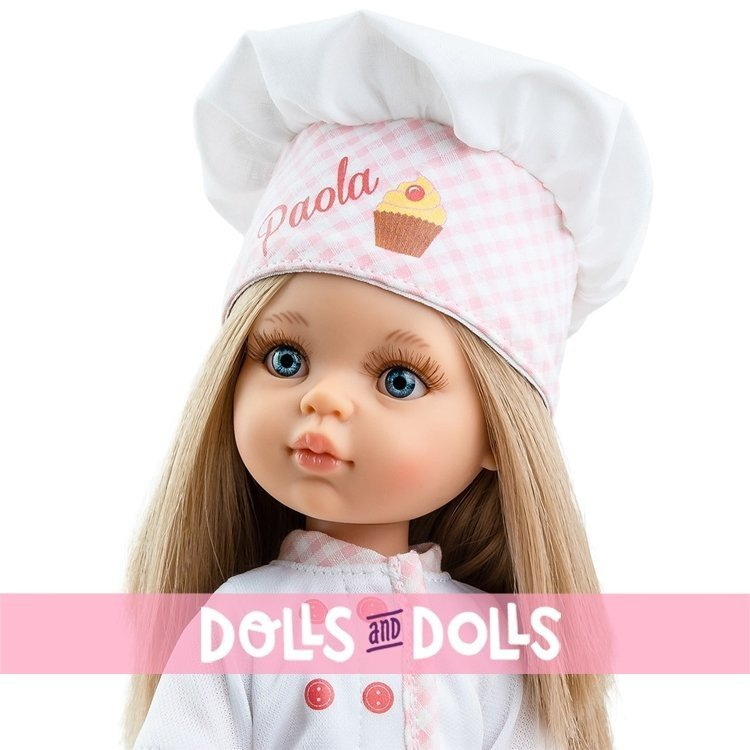 Paola Reina doll 32 cm - Las Amigas - Carla Baker
