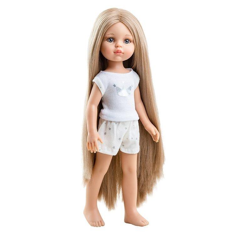 Paola Reina doll 32 cm - Las Amigas - Carla pyjamas