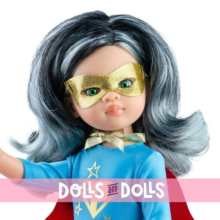 Paola Reina doll 32 cm - Las Amigas - Super Paola