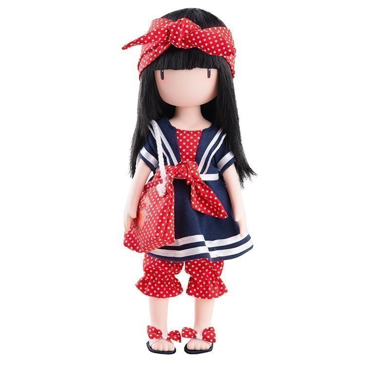 Paola Reina doll 32 cm - Santoro's Gorjuss doll - Little Fishes