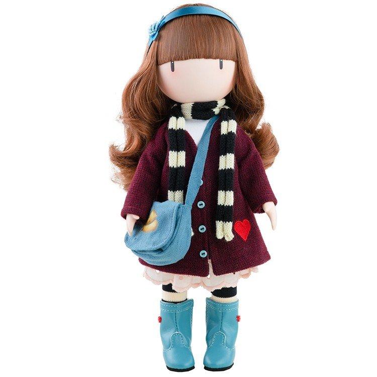 Paola Reina doll 32 cm - Santoro's Gorjuss doll - Little Foxes