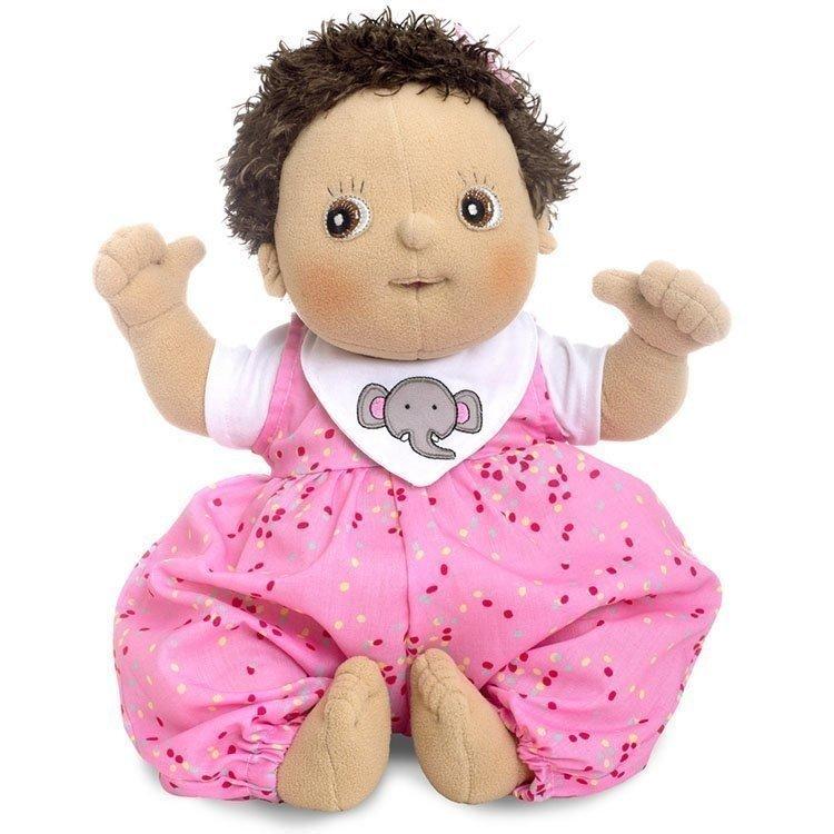 Rubens Barn doll 45 cm - Rubens Baby - Molly Elephant