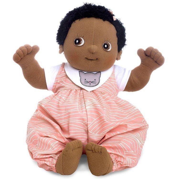 Rubens Barn doll 45 cm - Rubens Baby - Nora Cat