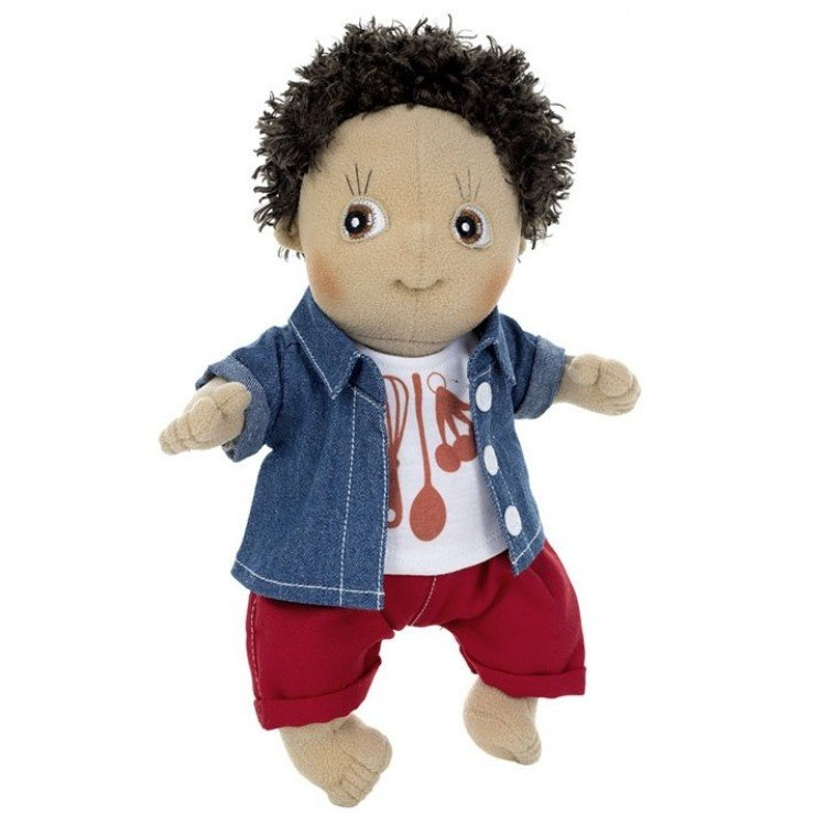 Rubens Barn doll 32 cm - Rubens Cutie Activity - Charlie Chef