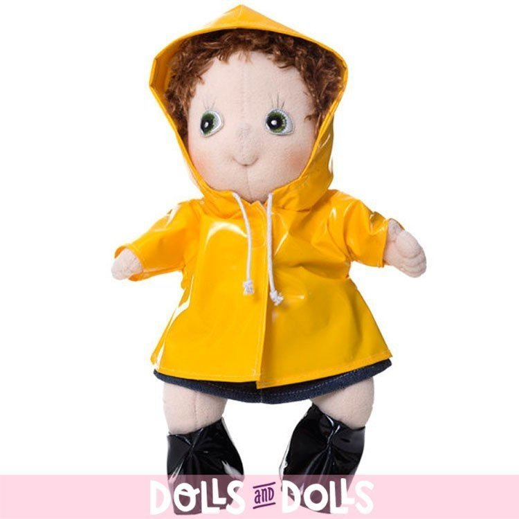 Rubens Barn doll Outfit 32 cm - Rubens Cutie - Rainy day set
