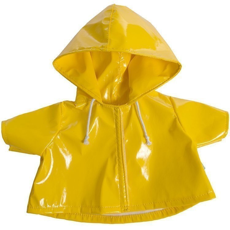 Rubens Barn doll Outfit 36 cm - Outfit for Rubens Ark and Kids - Raincoat