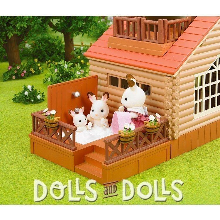 Sylvanian Families - Log Cabin